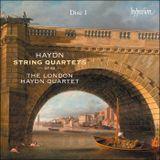 Pochette String Quartets, op. 64