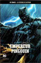 Couverture Empereur Pingouin (2e partie) - La Légende de Batman, tome 54
