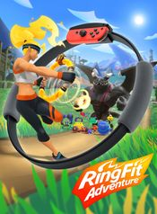 Jaquette Ring Fit Adventure