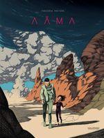 Couverture Aâma, intégrale