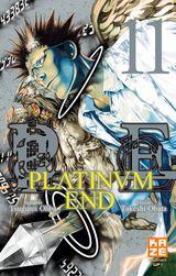 Couverture Platinum End - Tome 11