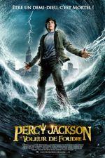 Affiche Percy Jackson : Le Voleur de foudre