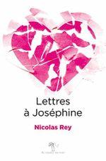 Couverture Lettres à Joséphine
