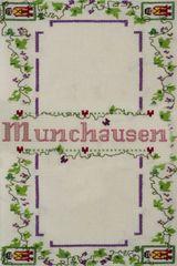 Affiche Munchausen