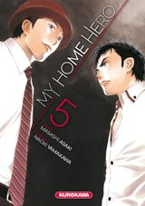 Couverture My Home Hero, tome 5