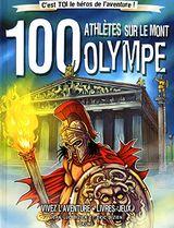 Couverture 100 athletes sur le mont olympe