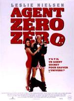 Affiche Agent zéro zéro