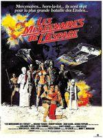 Affiche Les Mercenaires de l'espace