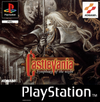 Jaquette Castlevania : Symphony of the Night