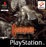 Jaquette Castlevania: Symphony of the Night
