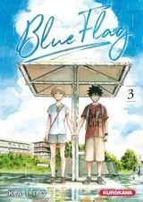 Couverture Blue Flag, tome 3