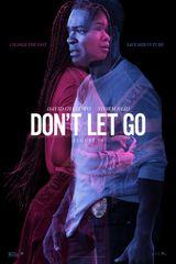 Affiche Don't Let Go