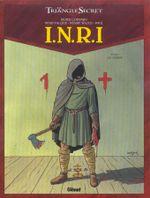 Couverture Le Suaire - I.N.R.I., tome 1