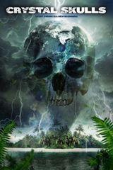 Affiche La légende des crânes de cristal