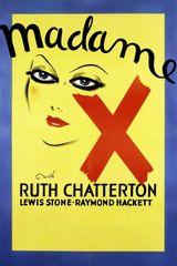 Affiche Madame X