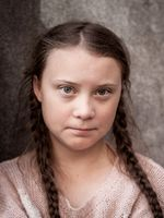 Photo Greta Thunberg
