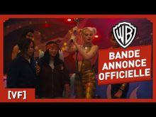 Video de Birds of Prey (et la Fantabuleuse Histoire de Harley Quinn)