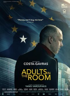 Affiche Adults in the Room