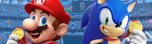 Jaquette Mario et Sonic aux Jeux Olympiques de Tokyo 2020