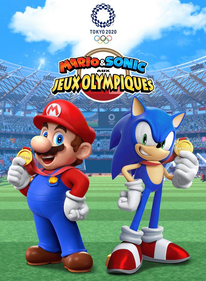 Mario Et Sonic Aux Jeux Olympiques De Tokyo 2020 2019