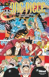 Couverture La Grande Courtisane Komurasaki - One Piece, tome 92