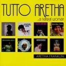 Pochette Tutto Aretha: A Natural Woman