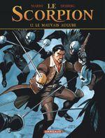Couverture Le Mauvais Augure - Le Scorpion, tome 12
