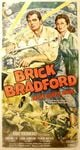 Affiche Les Aventures de Brick Bradford