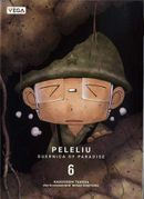 Couverture Peleliu : Guernica of Paradise, tome 6