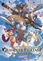 Affiche Granblue Fantasy The Animation Season 2