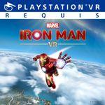 Jaquette Marvel's Iron Man VR