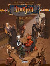 Couverture Hors des remparts - Donjon Zénith, tome 7
