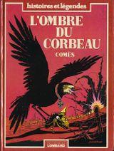 Couverture L'Ombre du corbeau