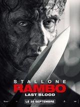 Affiche Rambo: Last Blood