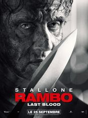 Affiche Rambo: Last Blood