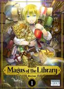 Couverture Magus of the Library, tome 1
