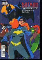 Couverture Le Retour de Batgirl - Batman Magazine, tome 7