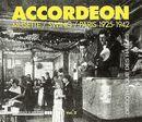 Pochette Accordéon : Musette / Swing / Paris, Volume 2 : 1925-1942