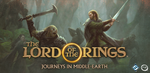 Jaquette The Lord of the Rings: Journeys in Middle-earth
