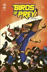 Couverture Qui est Oracle ? - Birds of Prey (Rebirth), tome 1