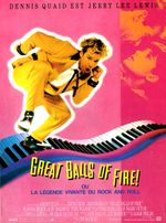 Affiche Great Balls of Fire!