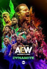 Affiche All Elite Wrestling: Dynamite