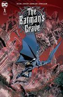 Couverture The Batman's Grave
