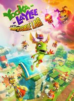 Jaquette Yooka-Laylee and the Impossible Lair