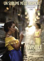 Affiche La Vie invisible d'Euridice Gusmão