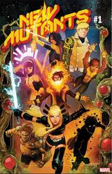 Couverture New Mutants (2019 - Present)