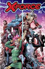 Couverture X-Force (2019 - Present)