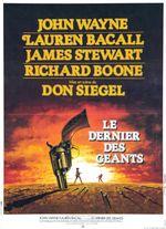Affiche Le Dernier des géants