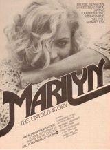 Affiche Marilyn, une vie inachevée
