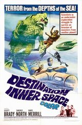 Affiche Destination Inner Space